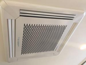 空気清浄機増設